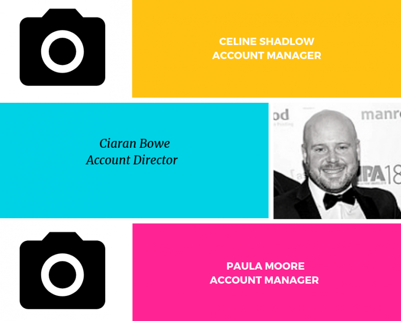 P+D Account Managers