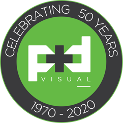 PDVisual Creating Visual Impact Since 1970